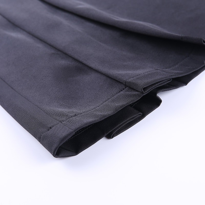 Black Skirts with Bandage Pastel gothic E-girl 50
