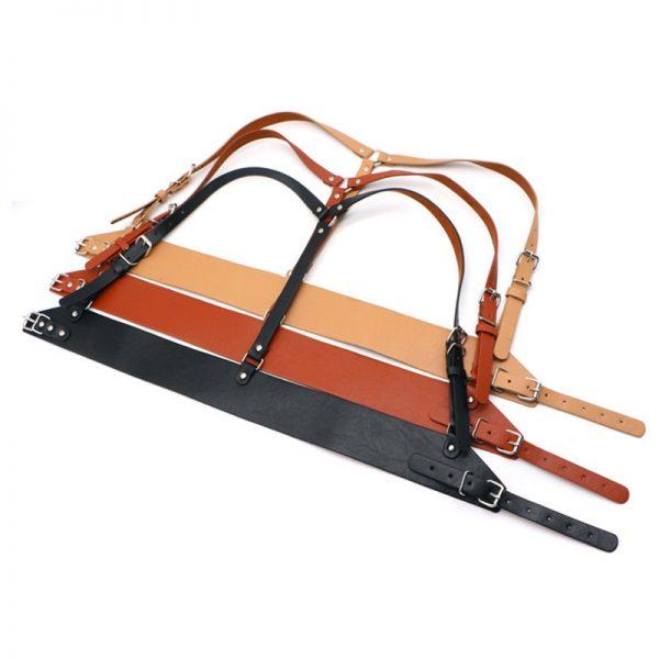 Leather Body Bondage 6