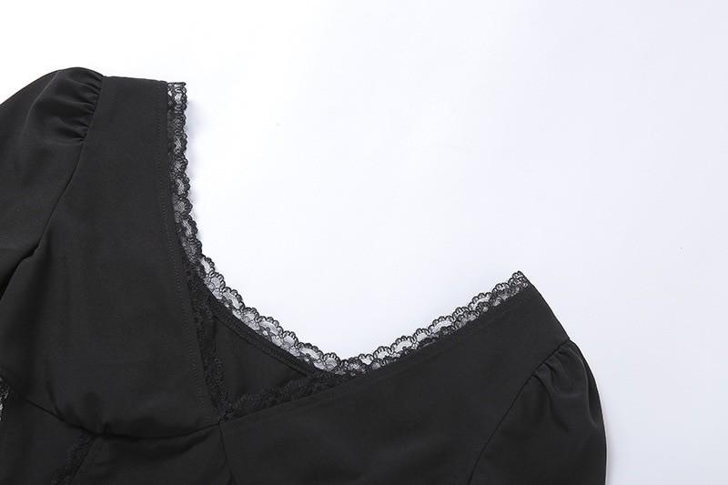 Y2k Egirl Bodycon Backless Crop Top 44