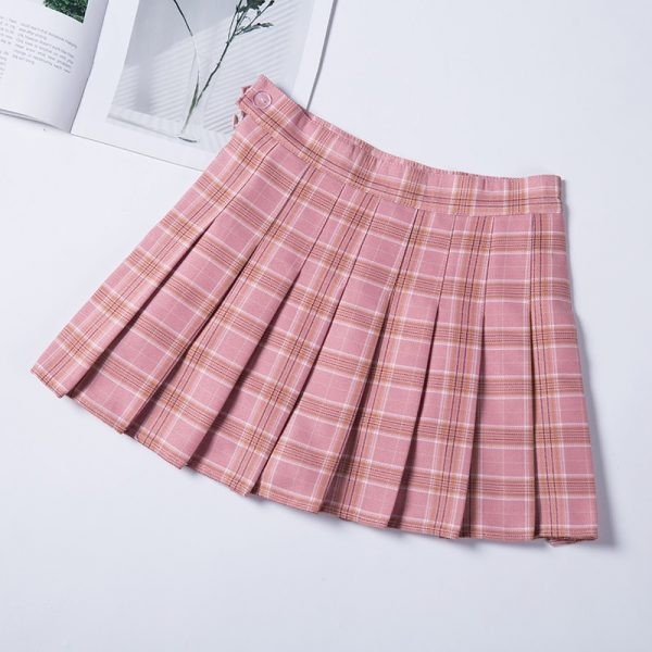 Harajuku style Mini Skirt 2