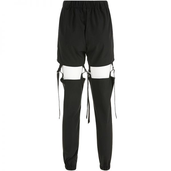 Cargo Hollow Out Pantalon 5