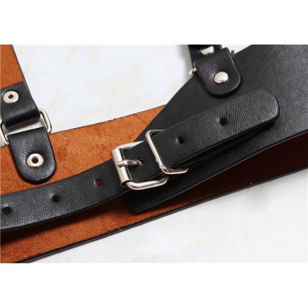 Leather Body Bondage 5