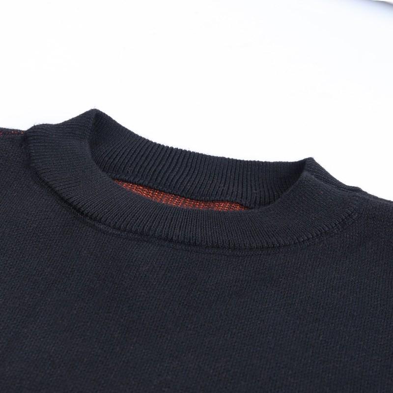 Egirl Eboy Grunge Oversized sweater with skull pattern 49