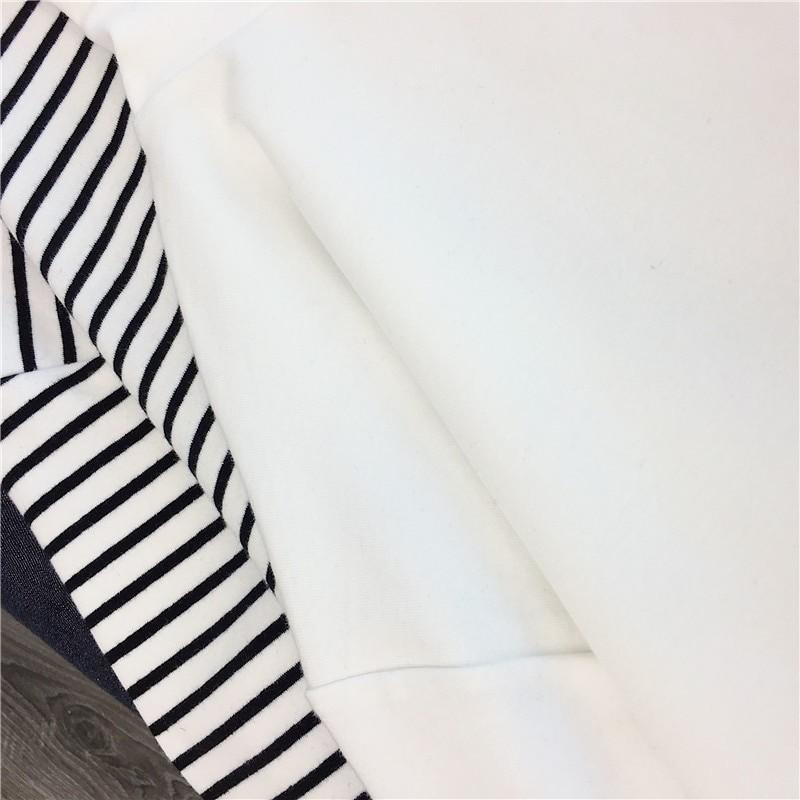 E-girl Harajuku Striped Turtleneck T-shirts 45