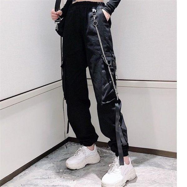 Women's Cargo Pants 5