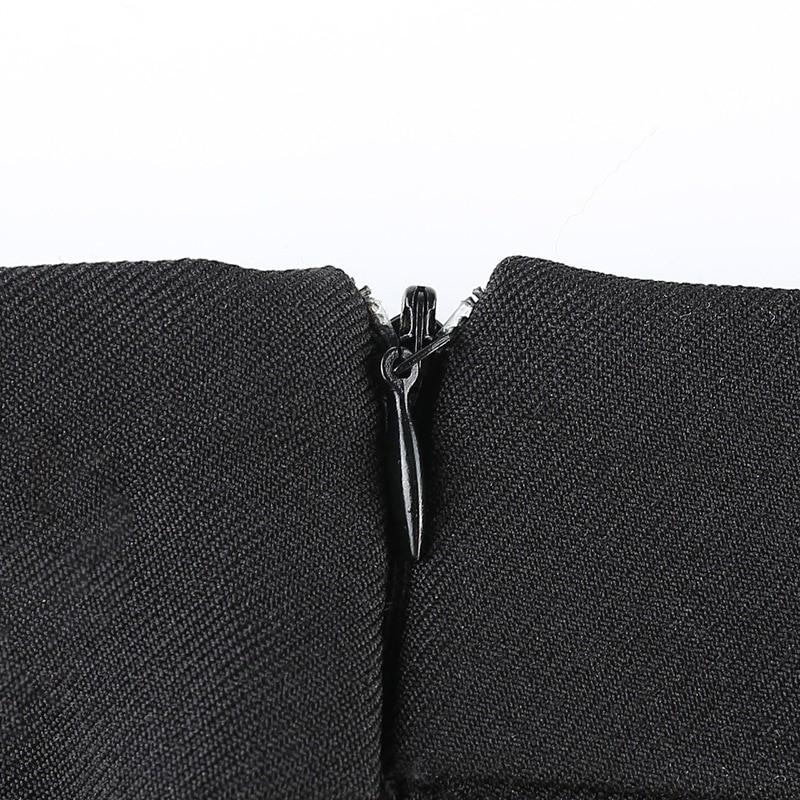 Open Mini Skirt with shorts E-girl Pastel gothic 46