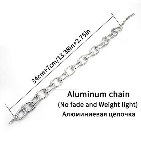 Thick Massive Chain Choker 4