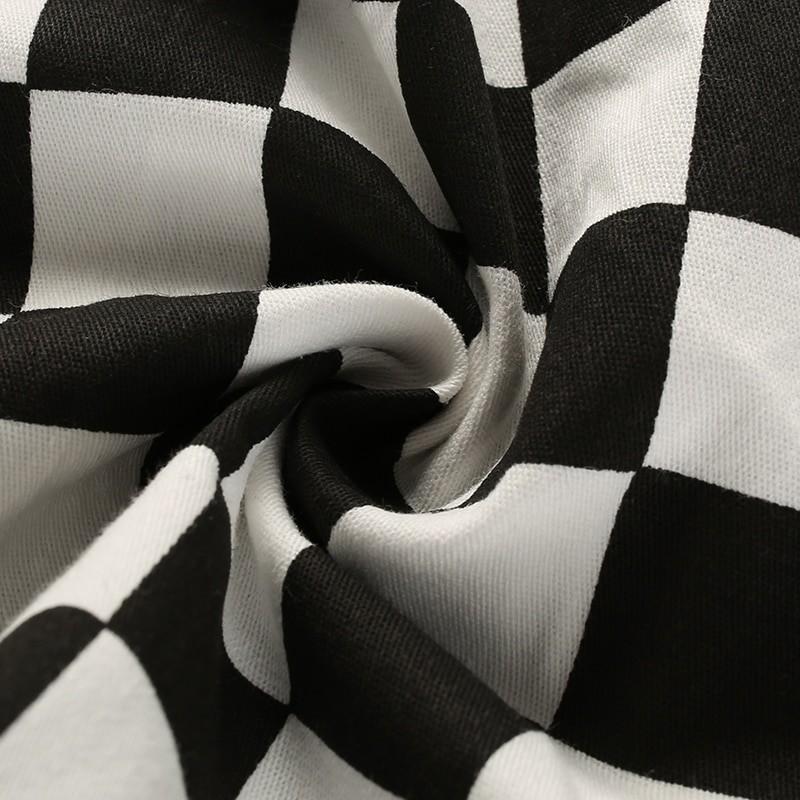 Checkered Harajuku Skirt E-girl 51