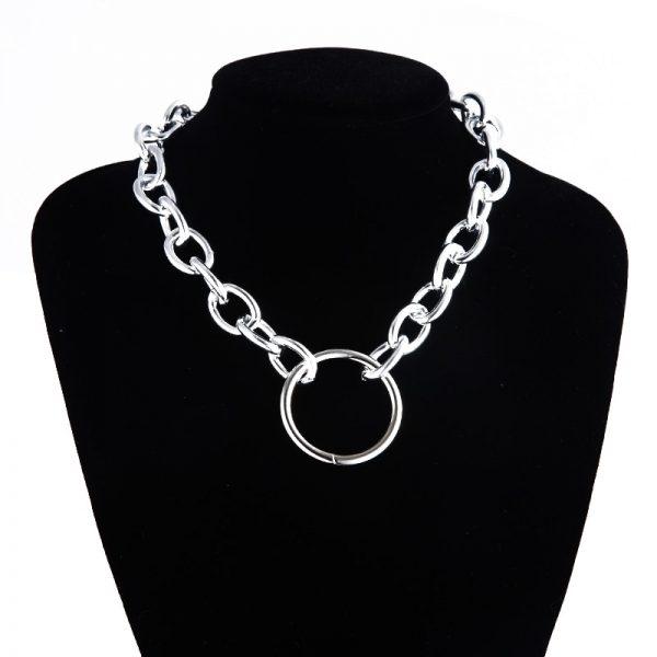 Thick Massive Chain Choker 6