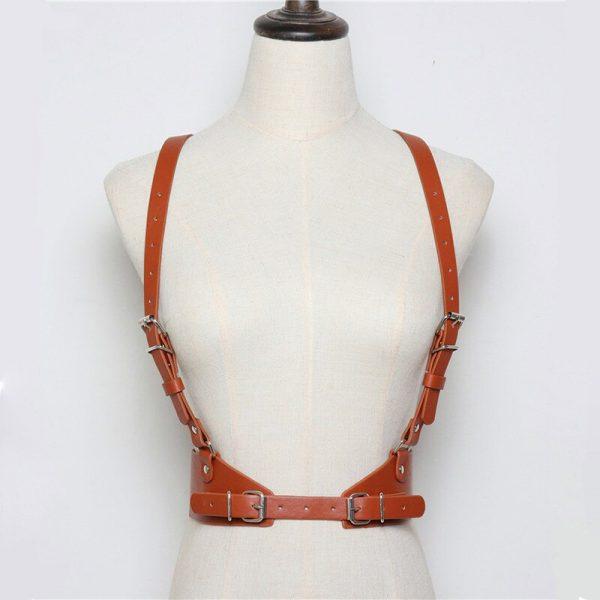 Leather Body Bondage 3