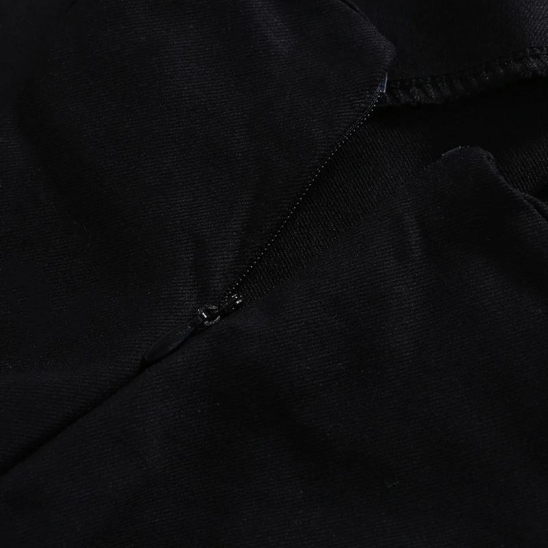 Mini Skirt with strap E-girl 44