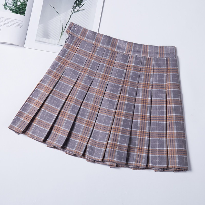 Harajuku style Mini Skirt E-girlr 46