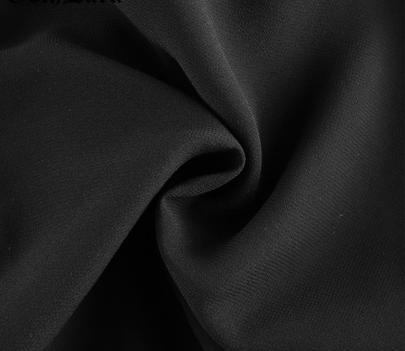 Pastel gothic E-girl Black Mini Dresses 44
