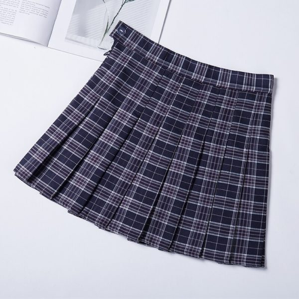 Harajuku style Mini Skirt 4