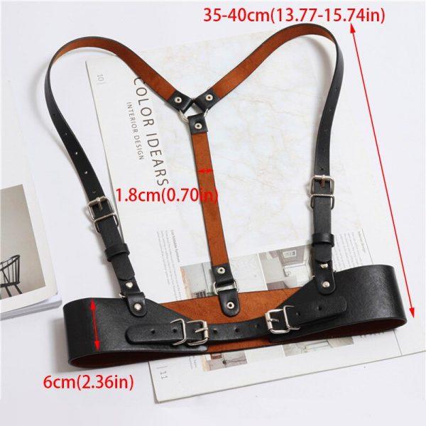 Leather Body Bondage 2