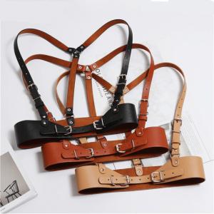 Leather Body Bondage