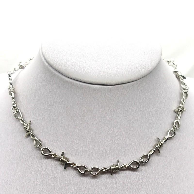 Barbed Wire thorns Choker E-girl 41