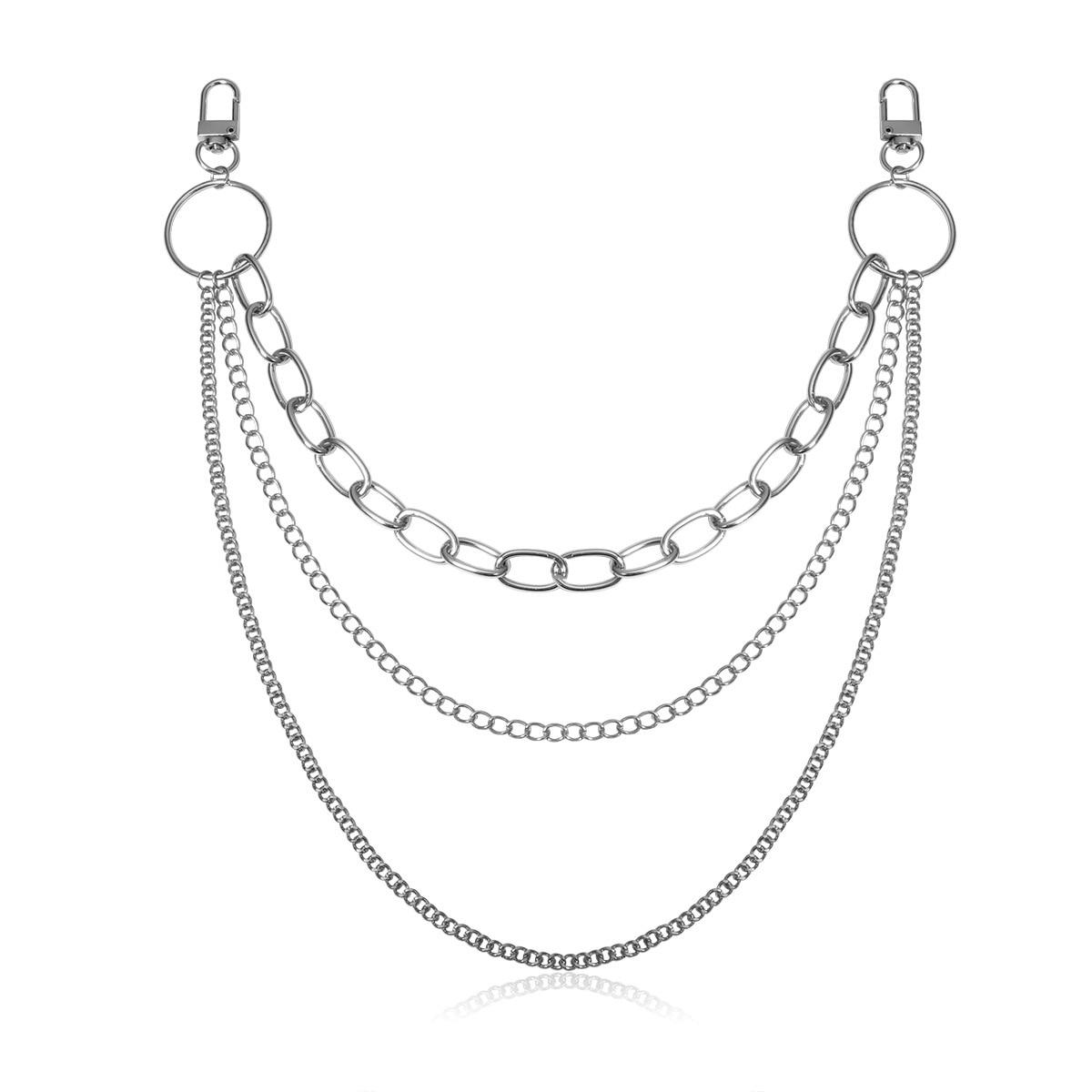 Pants Waist Chain E-boy E-girl 46