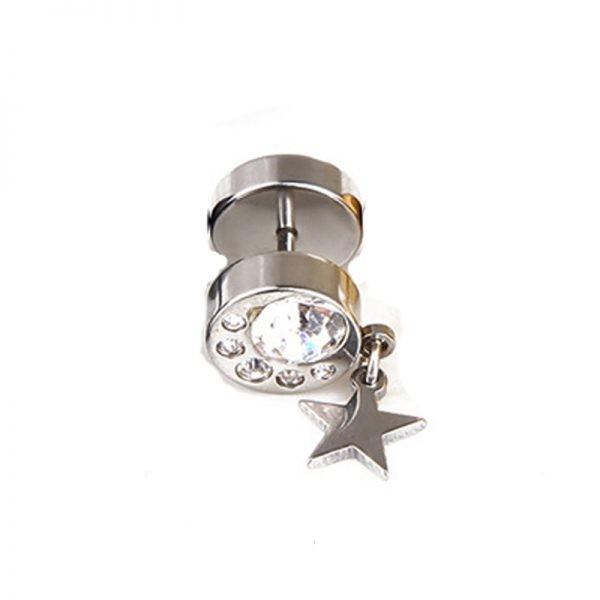 E-boys / E-girls Gothic Punk Earring with various pendants_26  2