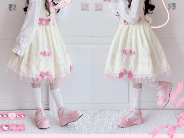 Lolita Kawaii Shoes Shoes 4