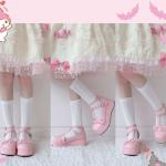 Lolita Kawaii Shoes Shoes 3
