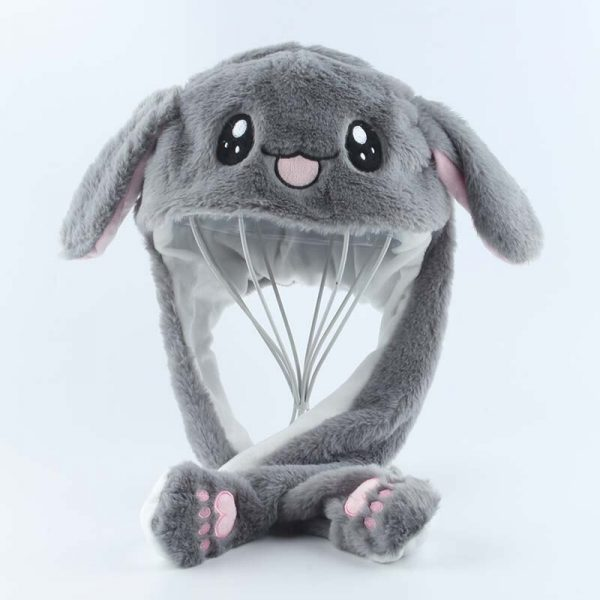 Rabbit Hat with Moving Ears 4