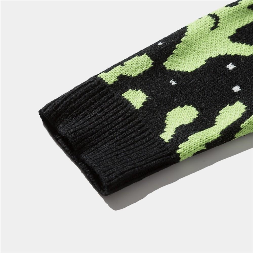Alien Knitted Sweater E-girl 46