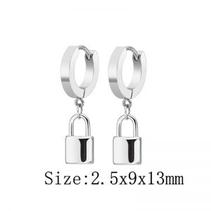 E-boys / E-girls Gothic Punk Earring with various pendants_16 2