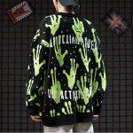 Alien Knitted Sweater 4