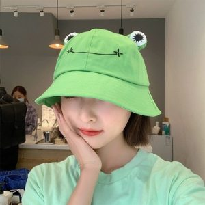 Fashion Frog Bucket Hat for Women 1