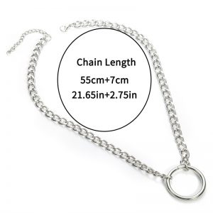 Chain With Ring Necklace 7
