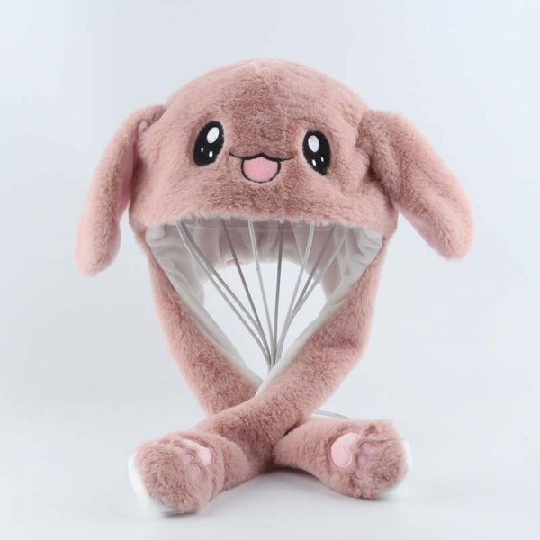 Rabbit Hat with Moving Ears 6