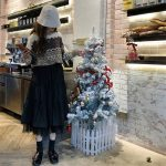 Long Midi Skirts  with Elastic High Waist 6