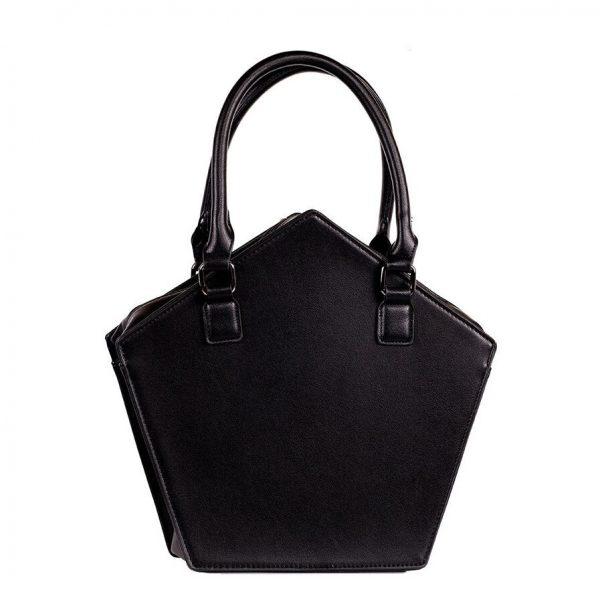 Pentagram Punk Gothic Star Handbag 5