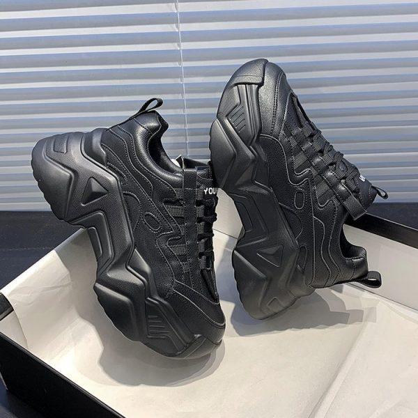 High Platform Sneakers 8