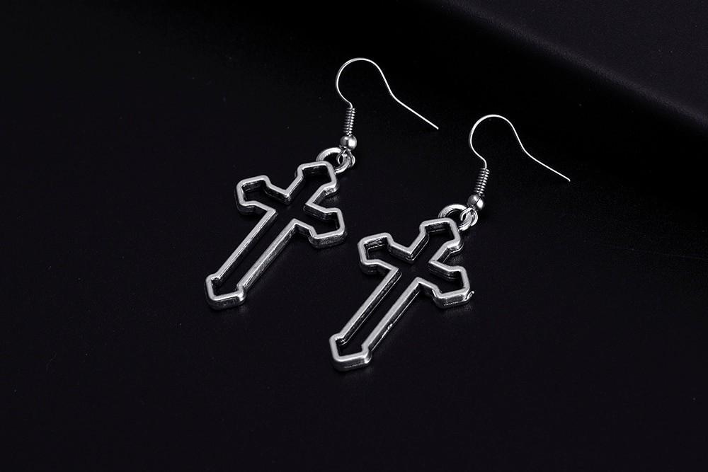 Cross Shape Earrings 41