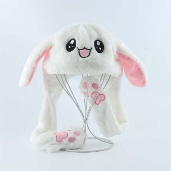 Rabbit Hat with Moving Ears 2