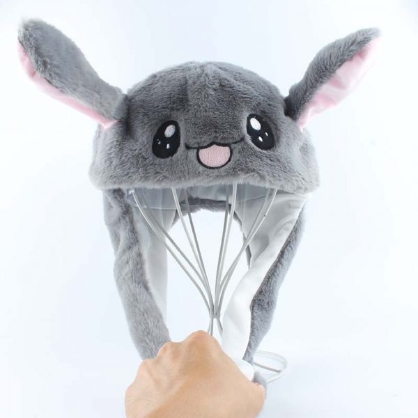 Rabbit Hat with Moving Ears 5