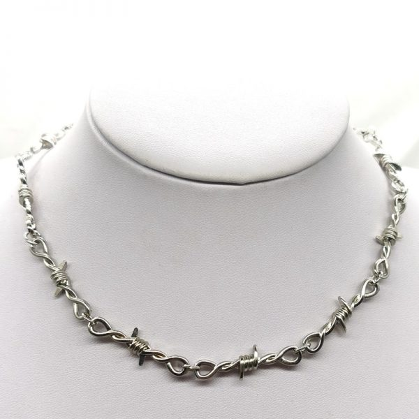 Barbed Wire thorns Choker 1