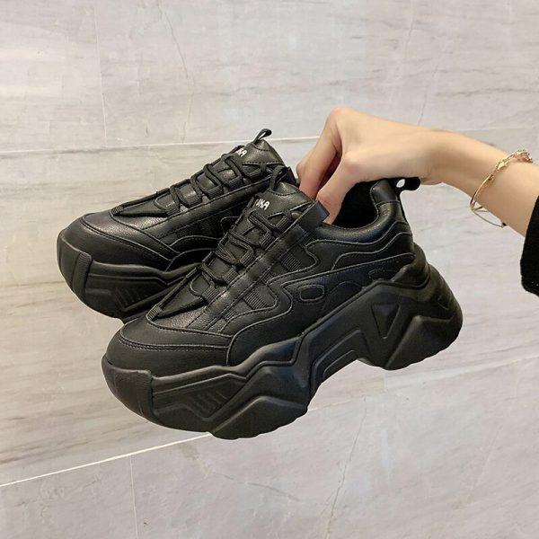 High Platform Sneakers 2