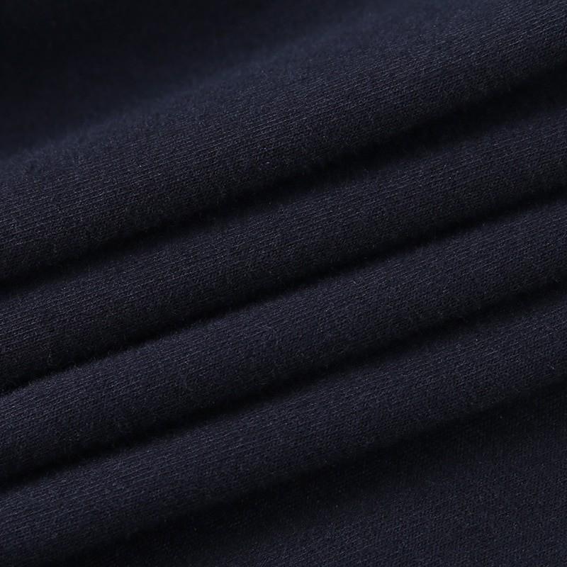 Black Bodycon Long Sleeve Crop Top E-girl 47