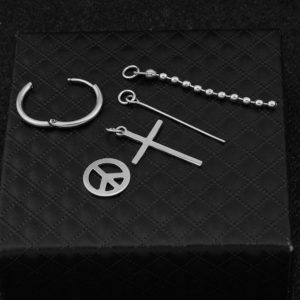E-girl / E-boy Gothic and Punk Earrings_22 2