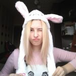 Rabbit Hat with Moving Ears 11
