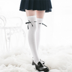 Lace Top High Socks Over Kne 4