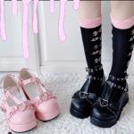 Lolita Kawaii Shoes Shoes 2