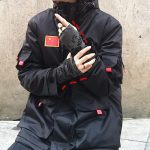Punk / Grunge Fingerless Mitten 4