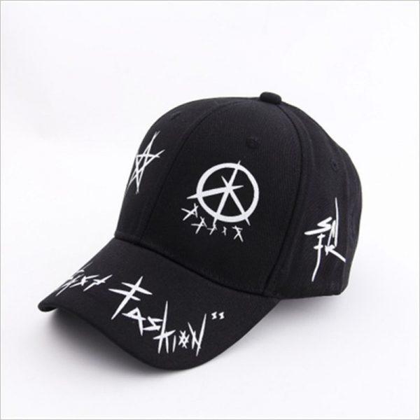 Graffiti Snapback Baseball Caps 2