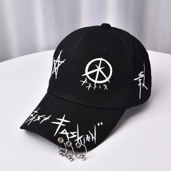 Graffiti Snapback Baseball Caps 4