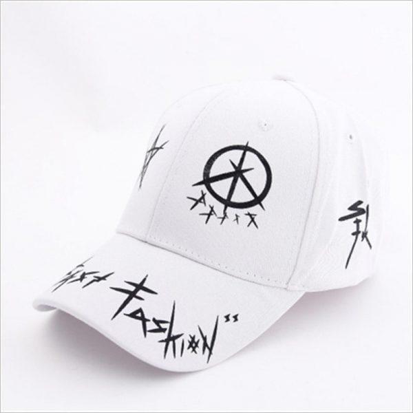 Graffiti Snapback Baseball Caps 3