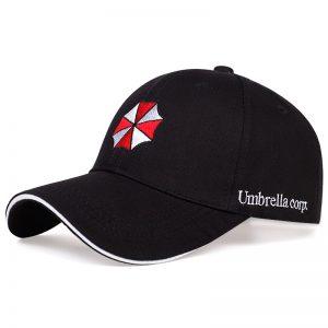Baseball cap with Umbrella embroidery 1